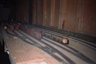 Hidden railyard