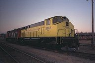 MLW-built locos